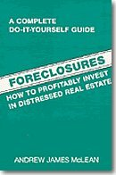 9780809256952: Foreclosures: How to Profitably Invest in Distressed Real Estate