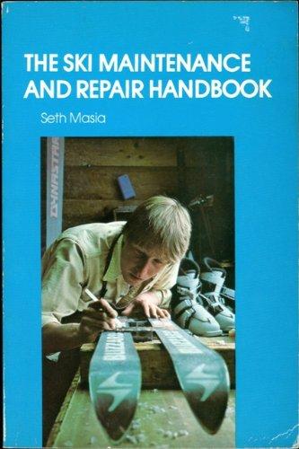 9780809257379: The Ski Maintenance and Repair Handbook