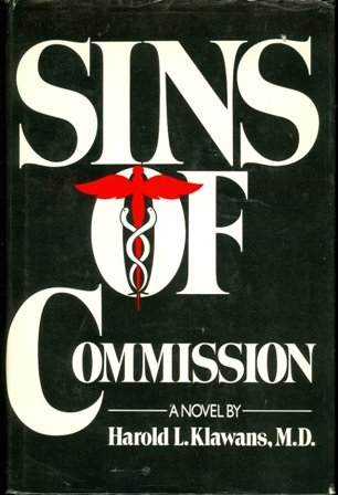 Sins of Commission (0809257610) by Klawans, Harold L.