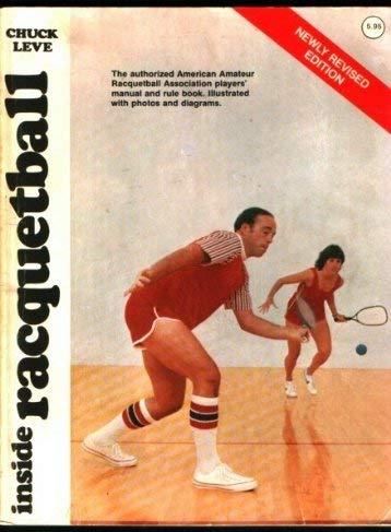 9780809259205: Inside Racquetball