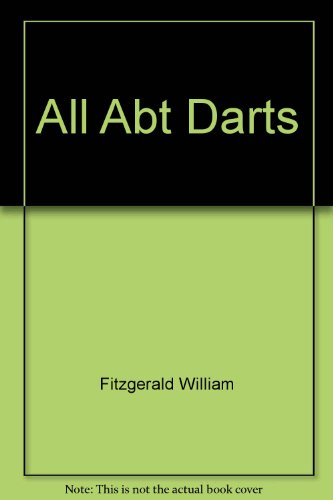 9780809273034: All About Darts