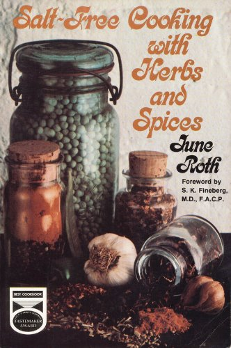 9780809277223: Salt-Free Cooking With Herbs and Spices