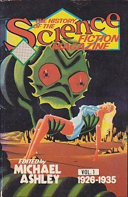 THE HISTORY OF THE SCIENCE FICTION MAGAZINE Volume 1,1926-1955