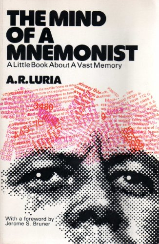 9780809280070: Title: The Mind of a Mnemonist A Little Book About a Vast