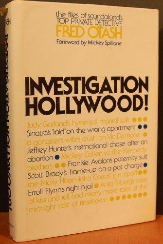 Investigation Hollywood!: Otash, Fred