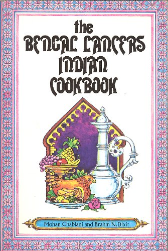 9780809281428: The Bengal Lancers Indian Cookbook