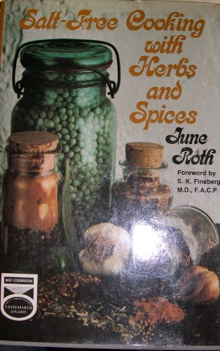 9780809282517: Salt Free Cooking With Herbs And Spices