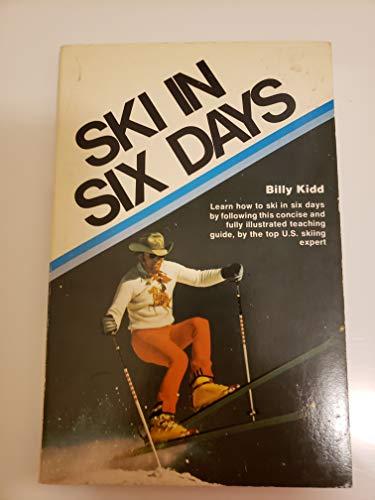 9780809283095: Ski in Six Days