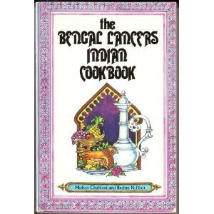 9780809283965: The Bengal Lancer's Indian cookbook