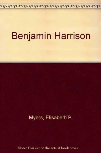 9780809286317: Benjamin Harrison