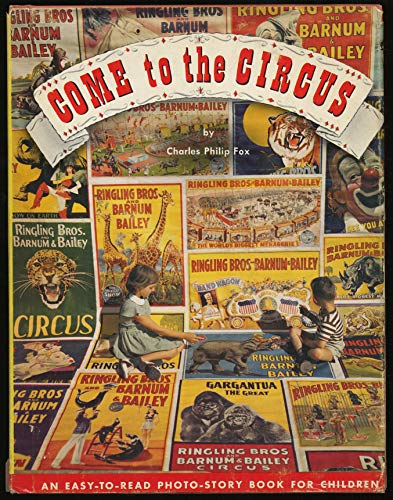 9780809287987: Come to the Circus