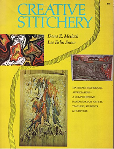9780809288656: Creative Stitchery