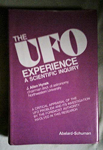 9780809291304: UFO Experience