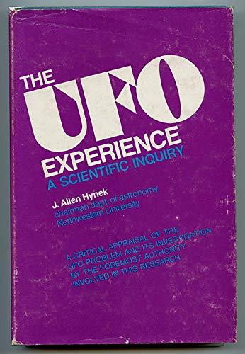 9780809291304: The Ufo Experience: A Scientific Inquiry