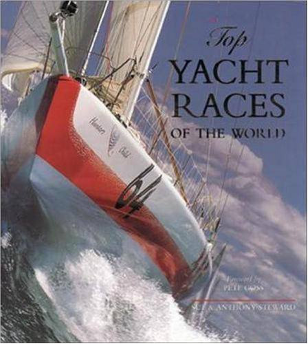 9780809293216: Top Yacht Races of the World