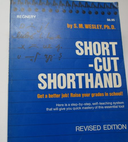 9780809294206: Short-Cut Shorthand