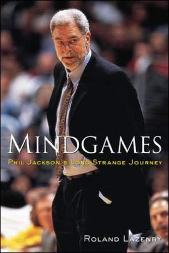 9780809297078: Mindgames: Phil Jackson's Long, Strange Journey