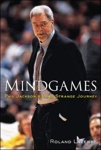 9780809297078: Mindgames: Phil Jackson's Long, Strange Journey