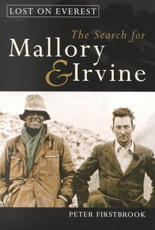 9780809297368: Lost on Everest: The Search for Mallory & Irvine