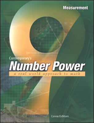 9780809298914: Number Power 9: Measurement