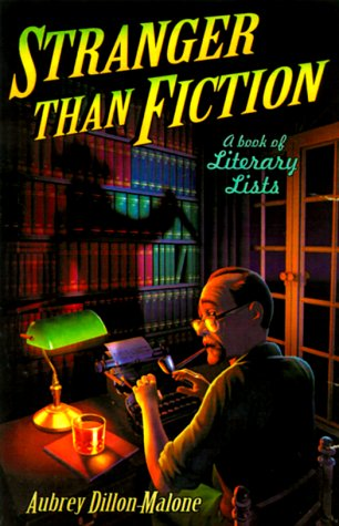 9780809299041: Stranger Than Fiction: A Book of Literary Lists