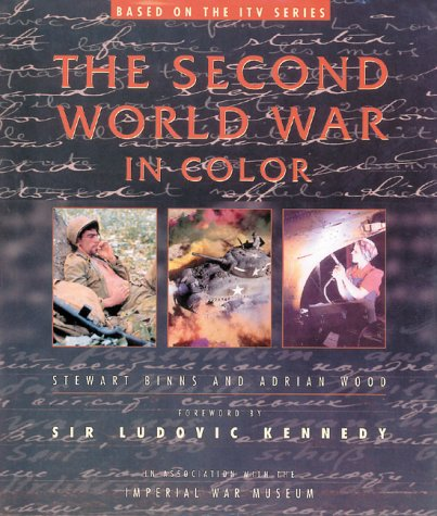 9780809299676: The Second World War in Color