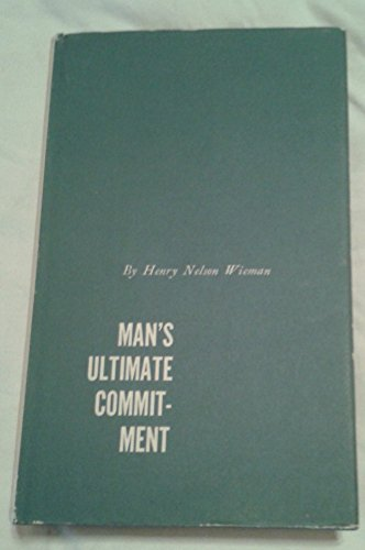 9780809300143: Man's Ultimate Commitment