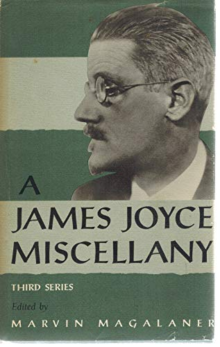 A James Joyce Miscellany, Third Series: n/a