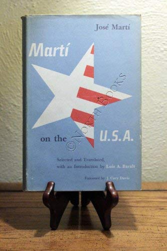 Marti on the U.S.A. (Contemporary Latin American: Jose Marti; Translator-Luis
