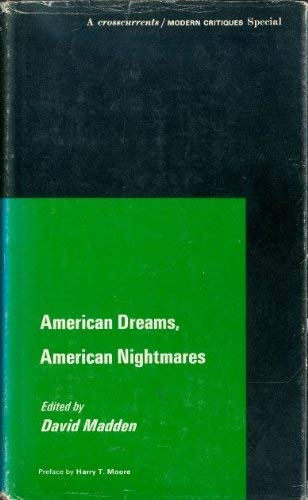 9780809304462: American Dreams, American Nightmares (A Chicago Classic)
