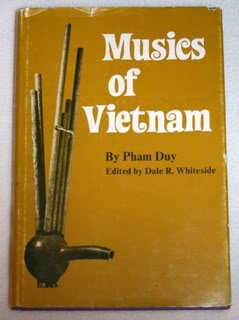 Musics of Vietnam (Southern Illinois University centennial: Pham Duy