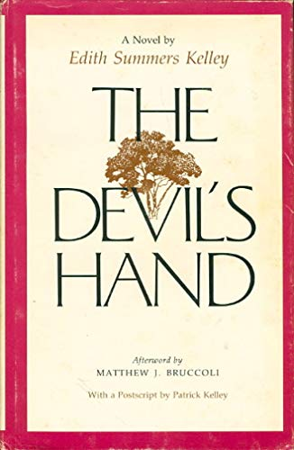 9780809306756: The Devil's Hand (Lost American Fiction)
