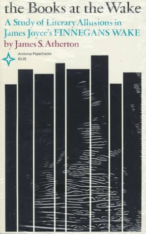 9780809306879: The Books at the Wake; A Study of Literary Allusions in James Joyce's Finnegans Wake