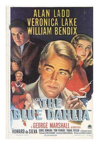 9780809307661: The Blue Dahlia: A Screenplay (Screenplay Library)