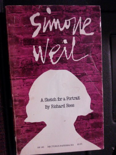 9780809308521: Simone Weil: A Sketch for a Portrait