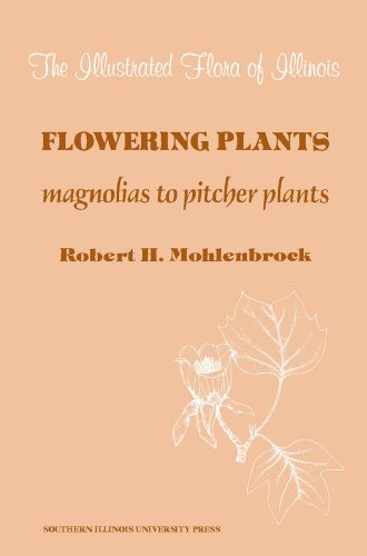 9780809309207: Flowering Plants: Magnolias to Pitcher Plants (The Illustrated Flora of Illinois)