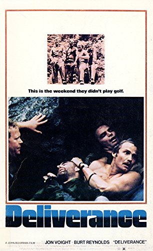 Deliverance : A Screen Play (Screenplay Library Ser.): Dickey, James