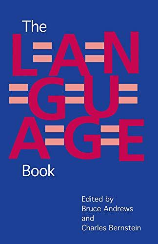 The Language Book (Paperback): Bruce Andrews