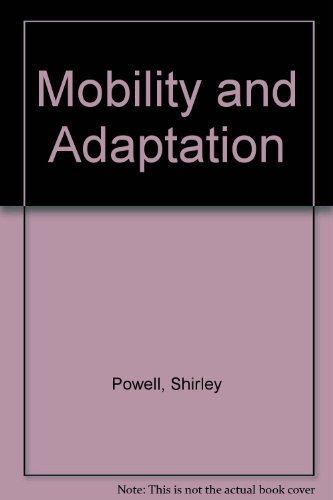 Mobility and Adaptation: The Anasazi of Black Mesa, Arizona