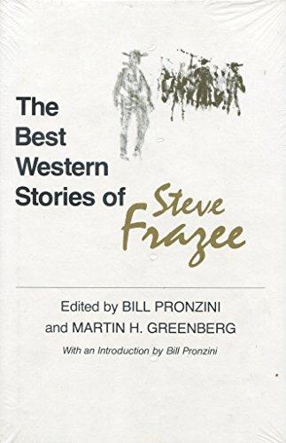 9780809311743: The Best Western Stories of Steve Frazee (The Western Writers Series)