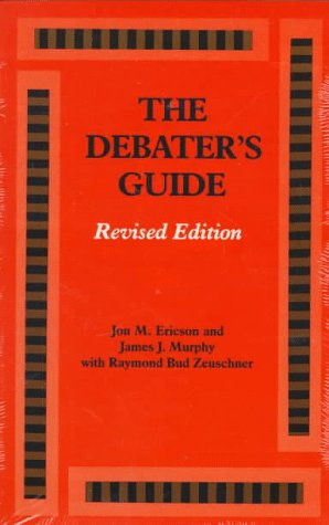 9780809313860: The Debater's Guide, Revised Edition