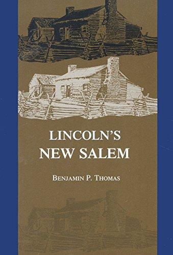 9780809313884: Lincoln's New Salem