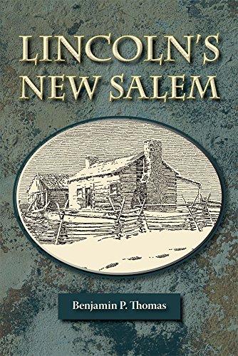 9780809313891: Lincoln's New Salem