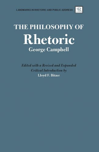 9780809314188: The Philosophy of Rhetoric (Landmarks in Rhetoric and Public Address)