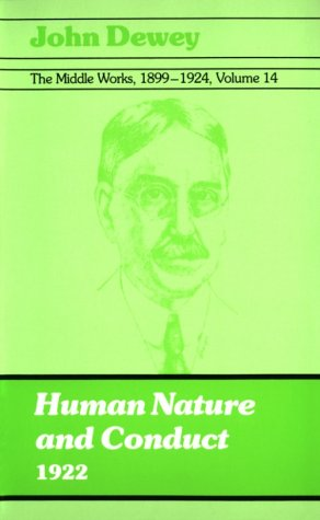 The Middle Works of John Dewey, Volume