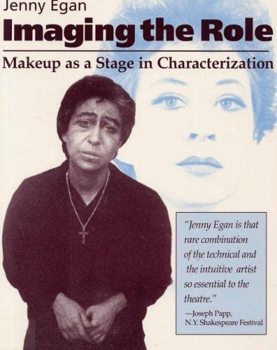 9780809315079: Imaging the Role: Makeup as a Stage in Characterization