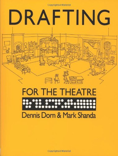9780809315086: Drafting for the Theatre