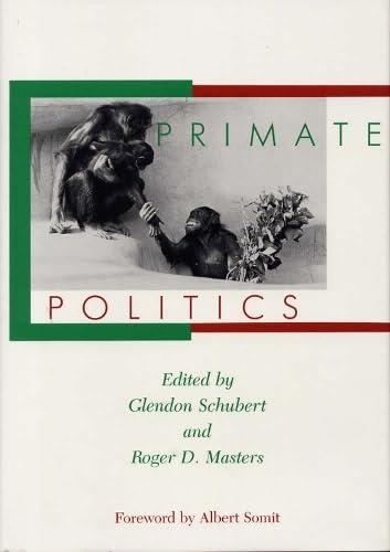 9780809316113: Primate Politics