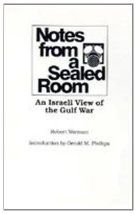 9780809318308: Notes from a Sealed Room: An Israeli View of the Gulf War