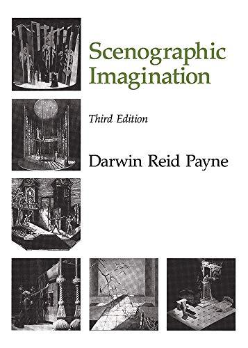 9780809318513: The Scenographic Imagination, Third Edition (Ann Arbor Paperback)